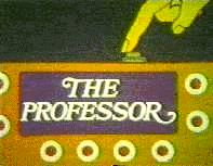 The Professor's title card.